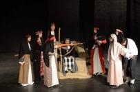 KUŞADASI BELEDİYESİ - 'Töre' İsimli Tiyatro Oyunu Kuşadası'nda Sahnelendi