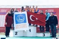 ÖZLEM KAYA - Üsküdar Belediyesi Atletizm Takımı 6. Kez Avrupa Şampiyonu