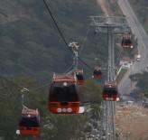 TELEFERIK - Uzunluğu 1706 Metre Açıklaması Avrupa'da Değil Antalya'da