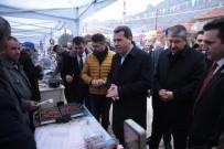 DÖVME - Vali Çelik, Dövme Sucuk Festivali'ne Katıldı