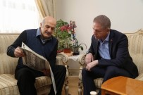 İSMAIL GÜNEŞ - Vali Gül, Medya Kuruluşlarını Ziyaret Etti