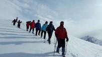 DURANKAYA - 3010 Rakımlı Mehet Dağına Zorlu Tırmanış