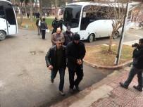 SAĞLIK RAPORU - Adana'da FETÖ Şüphelisi Polisler Adliyeye Sevk Edildi