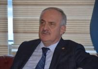 SELAHADDIN EYYUBI - AK Parti'li Aygün'den Yüksekova'yı Uçuracak Proje