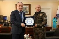 AK Partili Aygül'den Emniyete Ziyaret