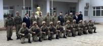 AHMET KARATEPE - Akar, Sınır Birliklerini Ziyaret Etti
