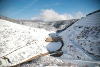 Akçay Barajı'nda Elektrik Montajı Başlıyor