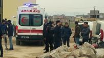 TEZAHÜRAT - Amatör Maç Sonrası Kavga Açıklaması 2'Si Polis 3 Yaralı