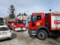 OKUL ÖNCESİ EĞİTİM - Ana Okulunda Korkutan Yangın