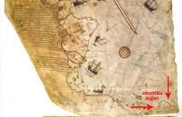 PİRİ REİS - Antarktika'nın Varlığı Piri Reis'in Haritasında Gizli