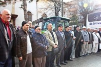 Araç'ta 45 Kişi, Umreye Uğurlandı
