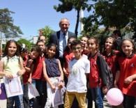 Başkan Keleş Öğrencilere Başarılar Diledi