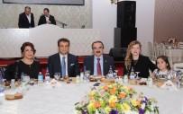 ADALET KOMİSYONU - Başsavcı Mustafa Ercan'a Veda Yemeği Düzenlendi