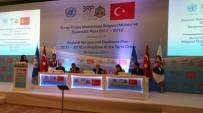 ÖĞRENCİ SAYISI - Bölgesel Mülteci Ve Dayanıklılık Planı Türkiye Toplantısı Ankara'da Gerçekleştirildi