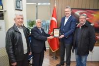 CENGİZ COŞKUN - Bosna Derneği'nden Özkan'a Ziyaret