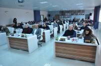 BÜTÇE KOMİSYONU - Bozüyük Belediyesi Şubat Ayı Olağan Meclis Toplantısında S Plaka Yönetmeliği Kabul Edildi