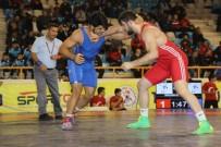 OSMAN YıLDıRıM - Büyük Erkekler Grekoromen Türkiye Şampiyonası Sona Erdi