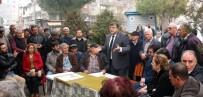 KLEOPATRA - CHP Genel Sekreteri Referandum Çalışmalarına Bergama'dan Başladı