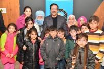 CUMALI ATILLA - Çocuklar Akvaryum Park'ı Gezdi