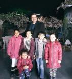 TÜRK KÜLTÜR MERKEZİ - Çocuklar Başkan Ak İle Keçiören'i Gezdiler