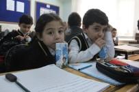 AHMET BARıŞ - Çorum'da İlk Ders Okul Sütüyle Başladı