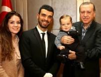MOTOSİKLETÇİ - Erdoğan, Sofuoğlu ailesini kabul etti