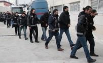 Elazığ'da FETÖ Operasyonunda 22 Polis Tutuklandı