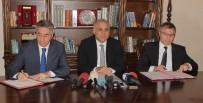 MÜCAHİT YANILMAZ - Elazığ'da Trafik Protokolü İmzalandı