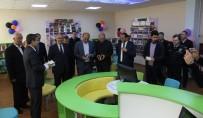 TOPLUM DESTEKLI POLISLIK - Emniyet Müdürlüğü İmam Hatip Ortaokulunda 'Z' Kütüphane Açtı