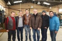 SUBAŞı - Esnaftan Başkan Şirin'e Büyük İlgi
