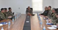KARA KUVVETLERİ KOMUTANI - Genelkurmay Başkanı Akar, Mardin Ve Şanlıurfa'ya Ziyaret Gerçekleştirdi