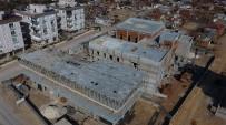 PIR SULTAN ABDAL - Hacı Bektaş-I Kültür Merkezi İnşaatı Devam Ediyor