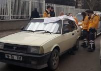 GAZILER - Hastane Personeli Otomobilinde Ölü Bulundu