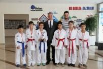 KARATE - İhlas Eğitim Kurumları Antalya'dan Üç Şampiyon Çıkardı