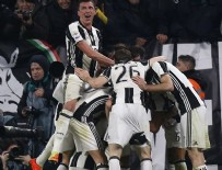 NAPOLI - İtalya derbisinde gülen taraf Juventus oldu