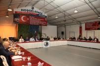 ÖMER FETHI GÜRER - Kartal'da 94. Muhtarlar Toplantısı Gerçekleştirildi