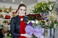 ROMANTIZM - Kış Ayında Romantizmin Azalması Çiçek Satışlarını Vurdu