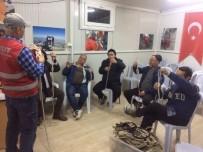 Milas'ta AKUT Gönüllülerine İp Eğitimi Verildi