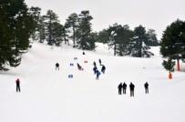 MEHMED ALI SARAOĞLU - Muratdağı Termal Kayak Merkezi'nde Kış Etkinliği