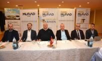 EROL GÜNAYDIN - MÜSİAD'dan 'Liderler Kahvesi'