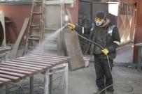 OYUNCAK KÜTÜPHANESİ - Odunpazarı Atölyeleri Ve Üretim Tesisleri Adeta Mobilya Fabrikası Gibi Çalışıyor
