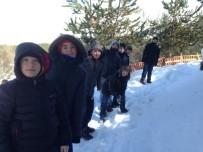 Öğrenciler Dolu Dolu Bir Kampı Geride Bıraktı