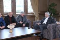 ORDUSPOR - Pamuk Açıklaması 'Enver Yılmaz Orduspor'a Büyük Destekler Verdi'