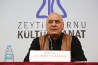 Prof. Dr. Hüsamettin Arslan Açıklaması 'Modern Bilim Elitlerin Savaş Aracı Oldu'
