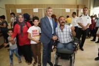 ŞAHINBEY BELEDIYESI - Şahinbey Belediyesi 1 Milyon 090 Bin 476 Kişiye Hizmet Veriyor