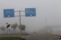 UÇAK SEFERLERİ - Siirt'te Uçuşlar İptal Edildi