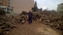 KIŞ MEVSİMİ - Silopi'de Soğuk Hava Odun Satışlarını Arttırdı