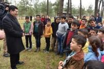 SURVİVOR - Suriyeli Çocuklar Kepez'de Eğlendi
