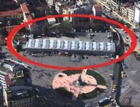 TAKSIM - Taksim'e cami projesi onaylandı