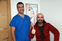 AMELİYATHANE - Ünlü Yönetmen İzmir'de Saç Ektirdi